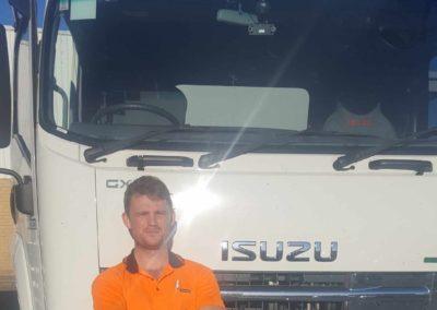 Mitch Kane, Shuttle Driver